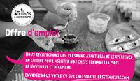 Commis de cuisine / Assistant chef