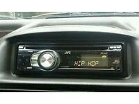 JVC KD-R302 car stereo