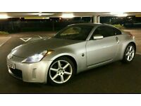 2002 Nissan 350z fairlady cheaper to tax - Nissan service history, very clean