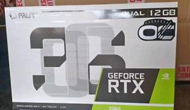 Rtx 3060 12gb brand new