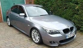 BMW 520D Msport Low Mileage Diesel 5 series PX/Swap