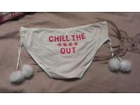 Victoria Secret - Chill The **** Out Knickers