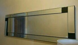 Large hallway / full length mirror
