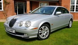 Jaguar S Type 4.2 V8