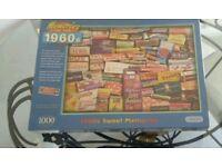 New 1960s puzzle