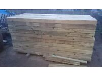 New sleepers/Railway Sleepers/Landscape Timber