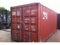 20FT X 8FT WATER AND WIND TIGHT STORAGE CONTAINER TO RENT ATHERTON, MANCHESTER, M46 9BP