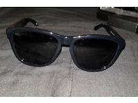 Hawkers black dark one sunglasses