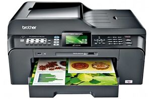 Brother Colour Printer/Scanner/Fax