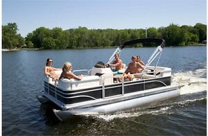 2016 and 2017 Starcraft and Sunchaser pontoon boats in stock Peterborough Peterborough Area image 3