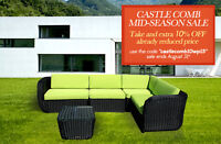 ** MID SUMMER SALE ** 50% OFF Patio Furniture Sale Dont Miss Out