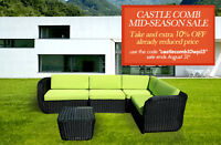*** MID SUMMER SALE *** Patio Furniture Sale Don't Miss Out