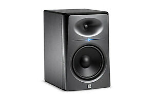 "JBL LSR2328P 8"" Powered Studio Monitors + MOUNTING STANDS!"