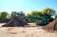 Screened Topsoil Sell / Delivery