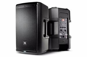 JBL EON-610 1000watt Powered Speaker-only 3 months old! w/cover Tingalpa Brisbane South East Preview