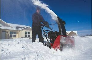 Is your snowblower ready for the season? Outback RV can help. Strathcona County Edmonton Area image 1