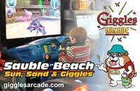 Giggles Arcade Summer Employment Full time/Part time