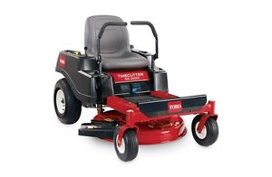 Advance Motorsports Ltd. for all your lawn & garden service