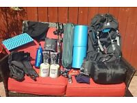 Complete hiking/camping/DofE bundle