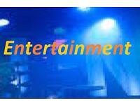 MC - DJ - Entertainer - Weddings - Holy Communions - Parties - Birthdays - London - Surrey - Kent UK