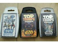 Star Wars Top Trumps bundle