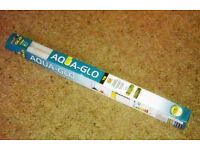 Brand new Aqua-glo aquarium lighting tube CAN DELIVER