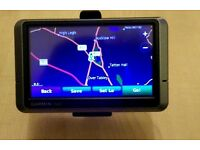 "Garmin Nuvi 200 Sat Nav 4.3"" Display"