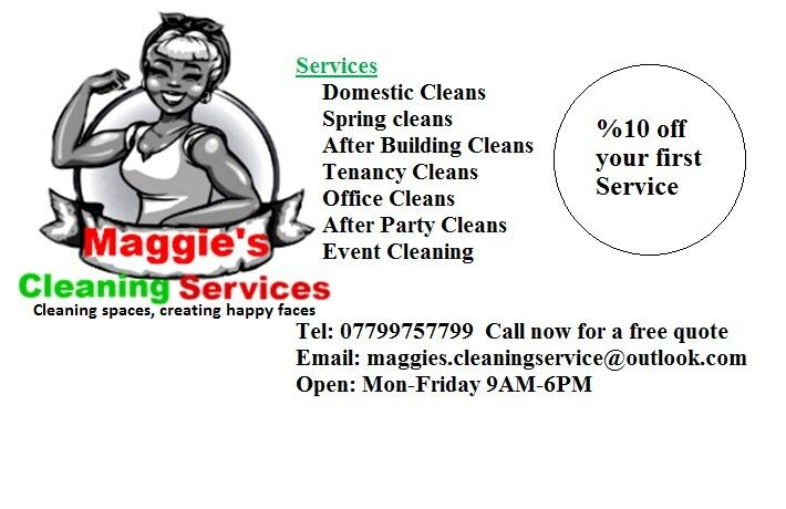 maggies cleaning service