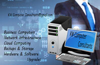 COMPUTER IT Consultant for Home & Businesses needs