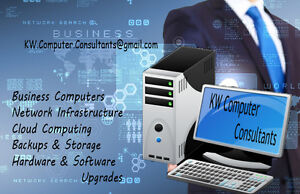 COMPUTER IT Consultant for Home & Businesses needs Kitchener / Waterloo Kitchener Area image 1