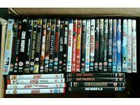 Set of 37 12+ DVDS