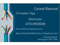 Central Electrical Nottingham