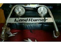 Toyota Hilix surf Bullbar in very good condition