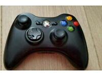 Wireless Xbox 360 controller (BLACK)