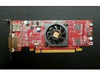 💻 AMD / ATI Radeon HD 4550 HD4550 512MB Half Height Graphics Card