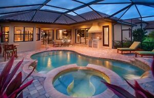 Vacation Florida Luxury Home Rental - Jan. 2017 Offer Rate **