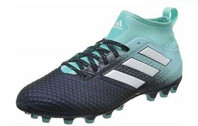 Adidas ACE 17.3 AG azul botas de fútbol para niño Talla 30...
