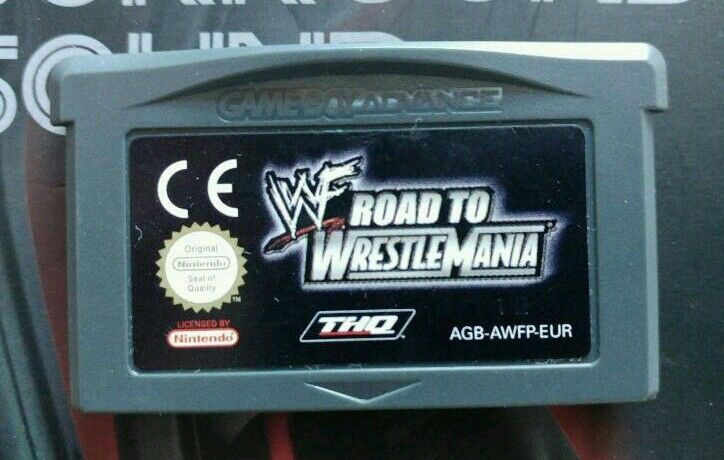 WWF Road to Wrestlemaniain Chandlers Ford, HampshireGumtree - Gameboy adv game Wwf Road to Wrestlemania. Collection from Chandlers Ford area only
