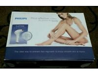 Philips lumea ipl hair removal laser system new