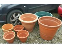 Selection of Large Pots Job lot