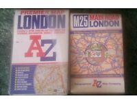atoz London maps