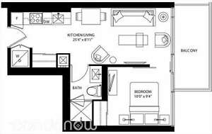 NEW DOWNTOWN BOND CONDO FOR RENT 1 BR – 290 ADELAIDE ST.