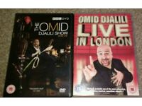 Omid the Djalili show + stand up