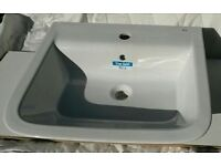 Roca the gap bathroom wash hand basin