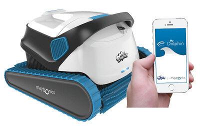 Dolphin S300i Poolsauger Poolroboter Bodenreiniger Roboter Smartphone App