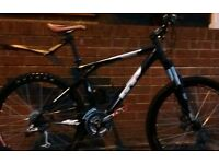 Gt mountain bike hydraulic brakes £119.99