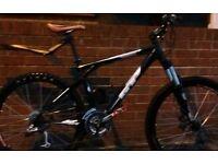 Gt mountain bike hydraulic brakes £119.99