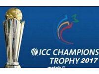 Icc champions trophy final 2017