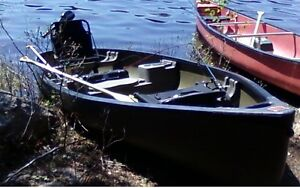 Old Town Sportsman-Field and Stream With trolling motor,Battery
