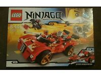 Lego 70727 Ninjago X-1 Ninja Charger Complete Set New in Box Sealed